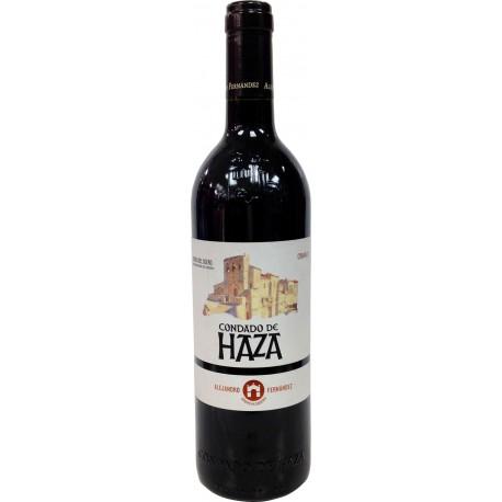 vino tinto Condado de Haza 3
