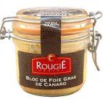 FOIE GRAS DE OCA ENTERO 180g (ROUGIÉ) 4