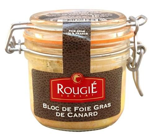 FOIE GRAS DE OCA ENTERO 180g (ROUGIÉ) 3