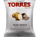 patatas fritas selectas TORRES sabor trufa negra 4
