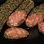 Salchichon artesano a la pimienta 4