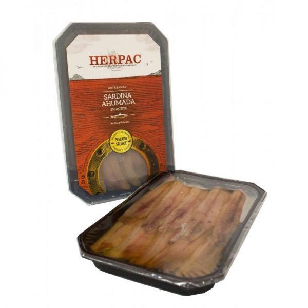Sardinas ahumadas en aceite 3