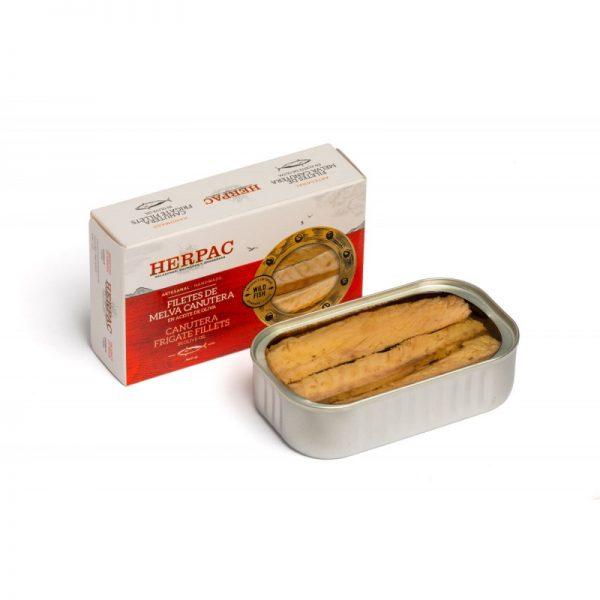 filete de melva canutera en aceite de oliva 120 gr 3