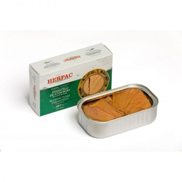 Tarantelo de atún rojo en aceite de oliva 125 Gr. 3