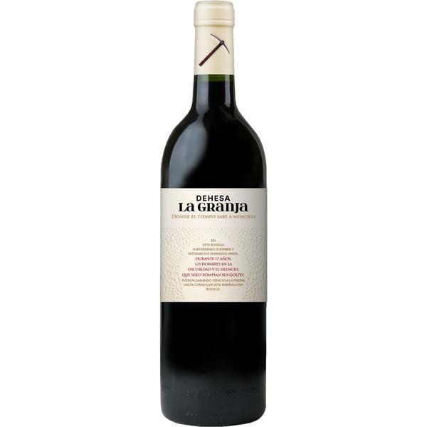 """vino tinto """"DEHESA LA GRANJA"""" 3"""